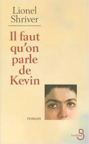 roman Il faut qu'on parle de Kevin