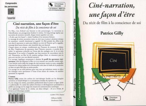livre cinémathérapie Patrice Gilly